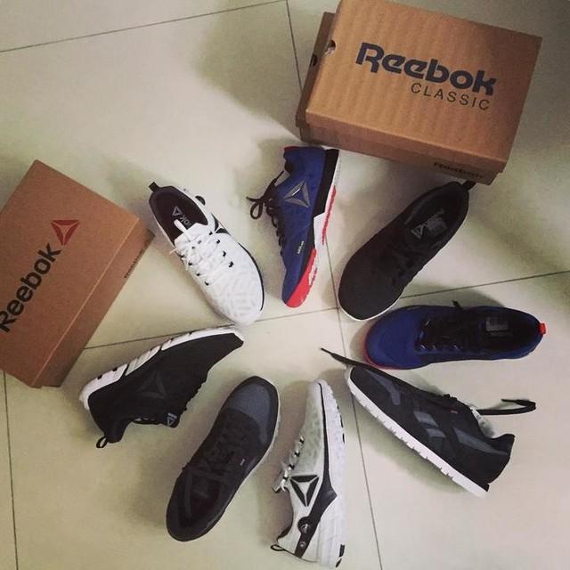 Fresh kicks for #teamreebok . Thank you @reebok_hk 🇭🇰🔺 #hkrugby #hkig #workhard #zpumpfusion2.5 #zstrike #nano6 #reebokclassic thank you boss @mrkenlau