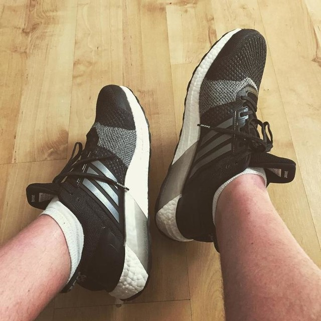 Best running shoes 👌🏼👌🏼👌🏼 #ultraboost #boost #running #run #trainer #sneakers #adidas #comfy #nopainnogain #cardio