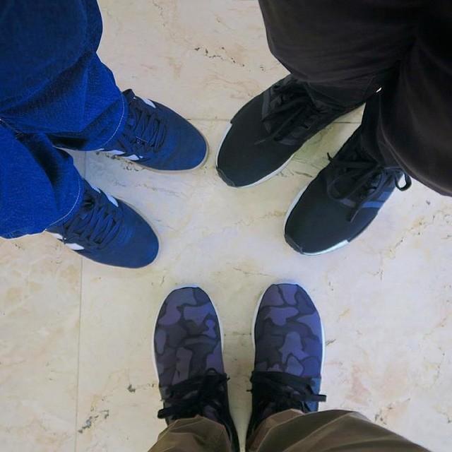 Adi boys #adidas #busenitz #nmd #nmdxr1 #adidasoriginals #boost #boostvibes #adidasboost #showmeyourstripes