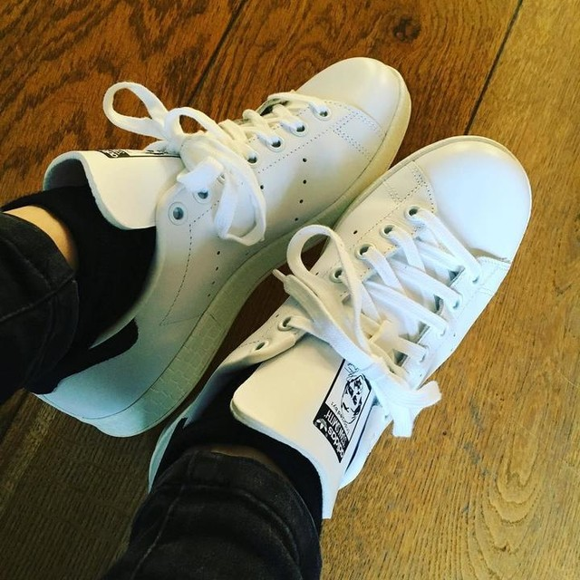 #sneakers #stansmith #adidasoriginal #adidas #blijmee #wittesneakers