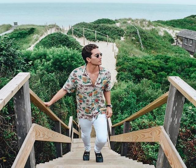 ericgoldie - Endeavour Hawaiian Shirt