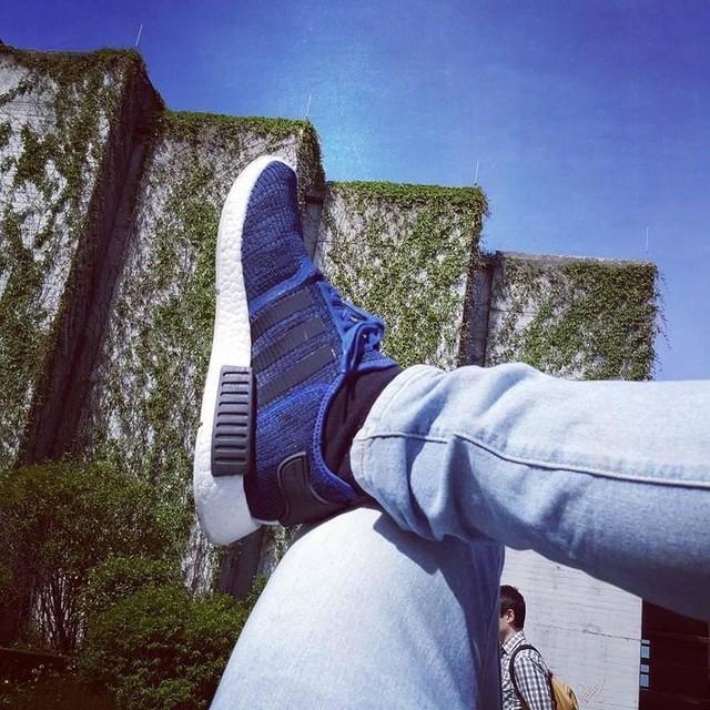 #Kiss my #NMDs 😘  #adidas #NMD #sneaker #regensburg #summer