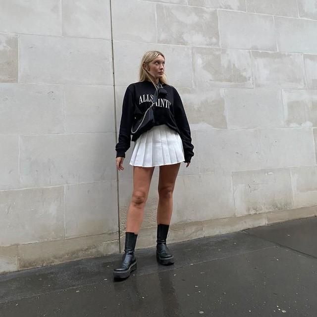 billiehall_ - Dropout Crew Sweatshirt