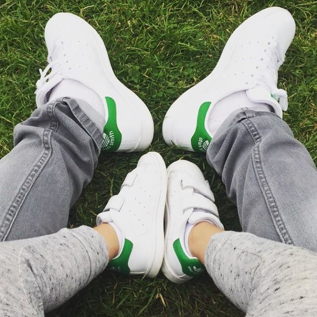 #adidas #stansmith #godfather #goddaughter #oklm #paris #parc #azn #pinay #pinay #inaanak #amazing #girl #love #her #relax #yolo #baby #sneakers #sneakerhead #moments #cute #crazy #picstitch #picoftheday