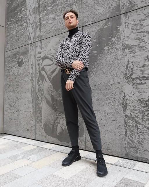 georgehollins - Piero Shirt