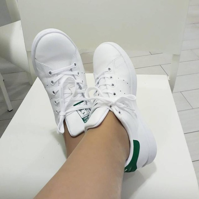 New shoes 👣  #adidas #adidassport #adidasshoes #adidasstansmith #stansmith #sportsshoes #shoes #הנעלייםשלהדס