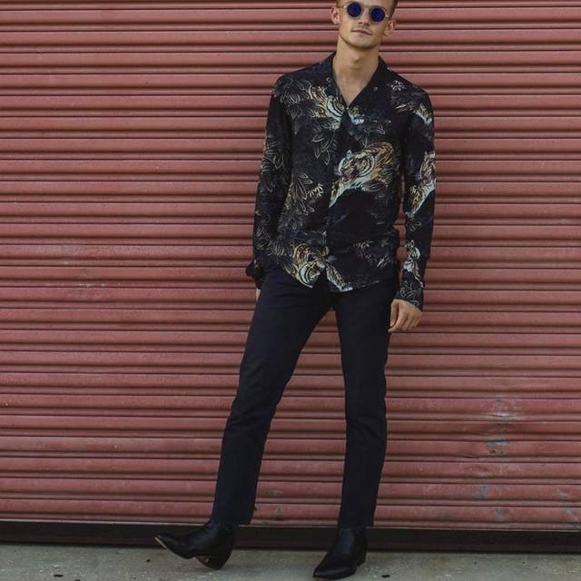jacobcrotinger - Jeans Rex Straight Skinny