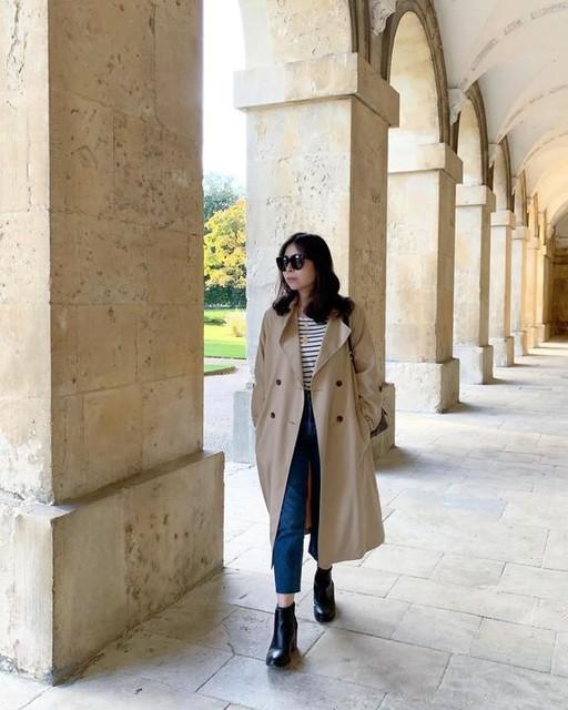 yzwears - Brooke Trench Coat