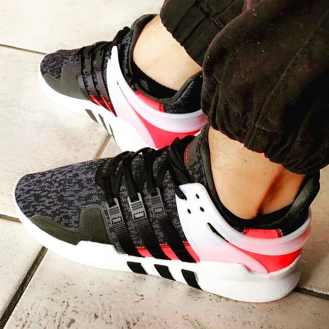 Adidas EQUIPMENT RUNNING SUPPORT London Black/Red – Bodega