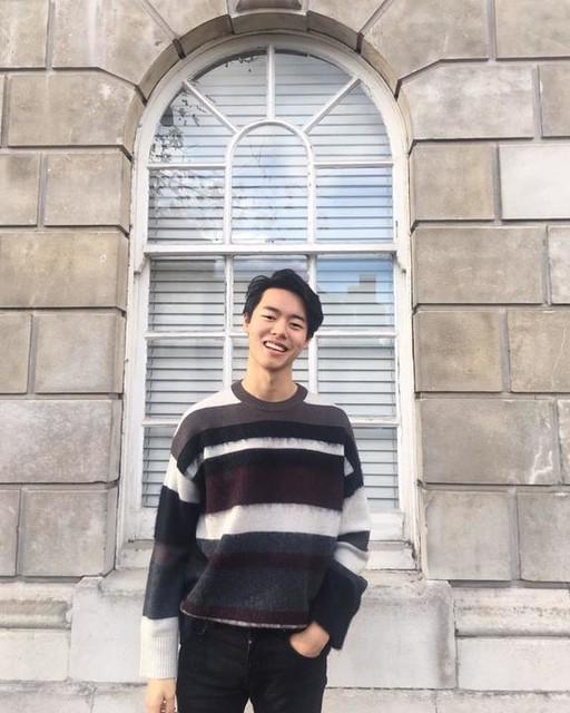 _adamwong_ - Striley Crew Sweater