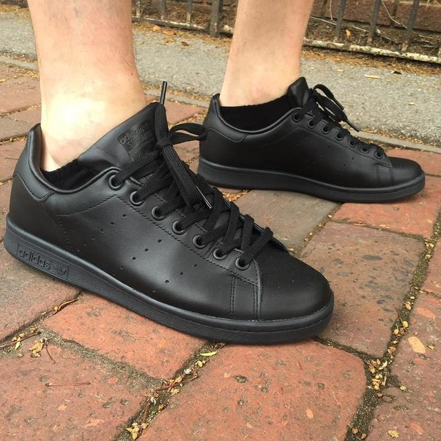 Stan Smith Adidas All Black