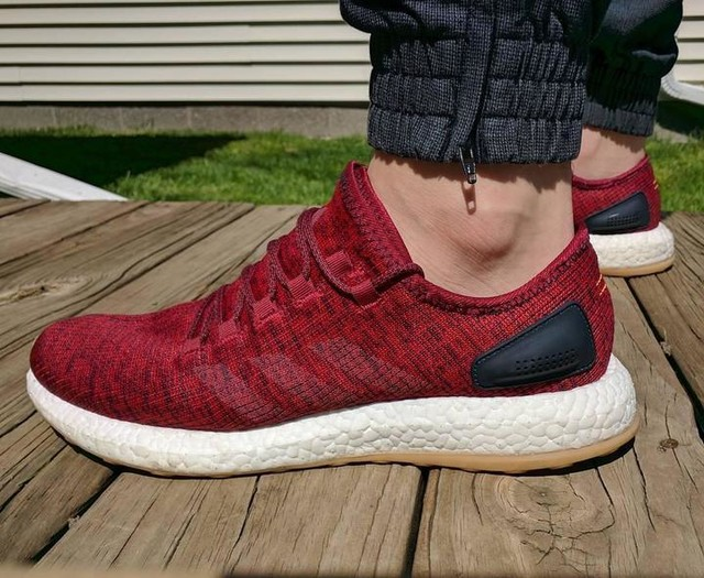 3 stripes for life.  #adidas #boost #pureboost #glorifiedsocks #sneakers #sneakerhead #3stripesstyle