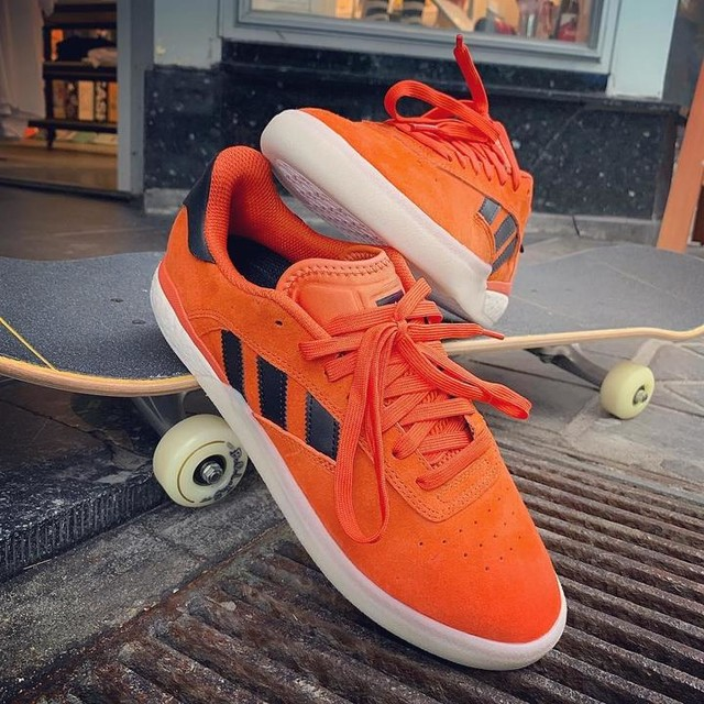 Guess what we have. The all new 3ST.004 by adidasskateboarding.  Small batch only.  So be quick.