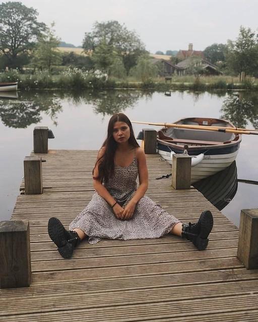 millie_cotton - Essie Lep Dress