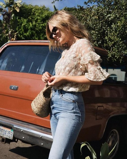 Lucy Williams | Fashion Me Now - Henrietta Top