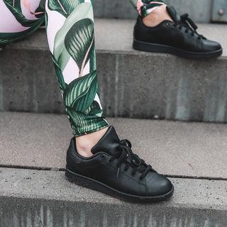 promo code 29398 edc99 adidas Stan Smith Shoes - Black | adidas US