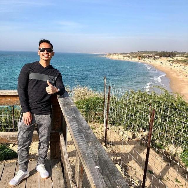 #theview #beach #beachlife #palmahim #palmahimbeach #israel #travel #travellife #soml #lifestyle #wishyouwerehere #reeboknano #nano8 #itravel #aroundtheworld