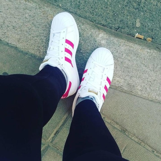 Back to the classics. #superstar #adidas #classics #love #shoes #shoestagram #fashion #fashionstyle #instafashion