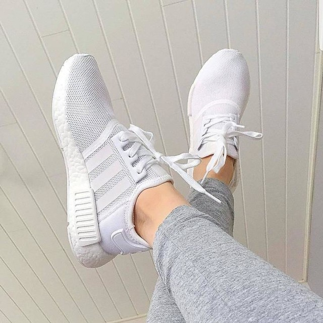 #beauty #blogger #nmd #adidas #white
