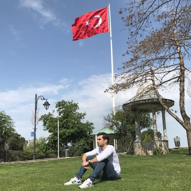 Üsküdar - Istanbul #EQT #adidas