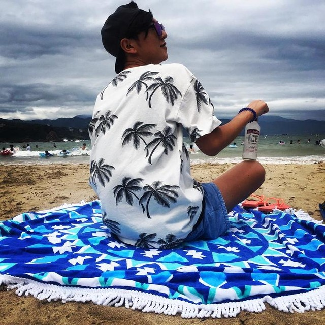 ino_asj - T-shirt Offshore maniche corte