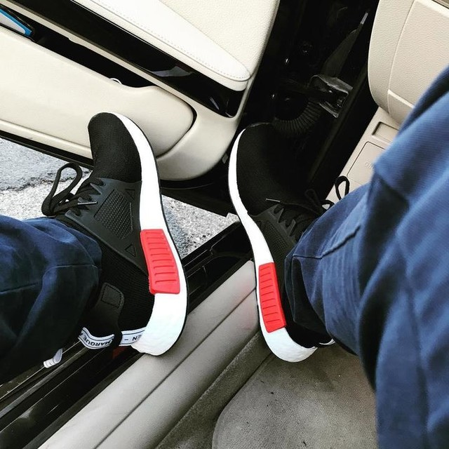 Neue Treter 😍 #shoes #adidas #3stripesstyle #adidas_nmd_xr1 #diemarkemitden3streifen #lifestyle #newshoes👟