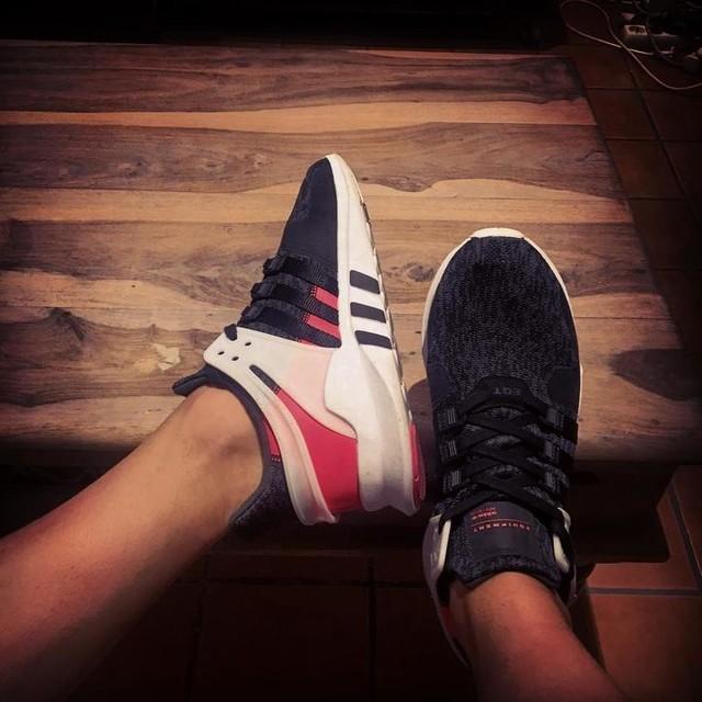 #newshoes#adidas#eqt#happy