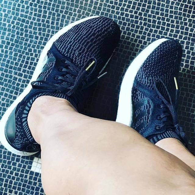Best Tourist shoes ever! @adidaswomen #ultraboost
