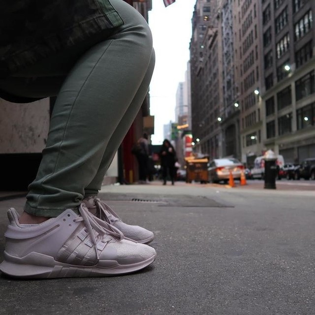 Are you down ? #eqt #adidaseqt #adidas #adidasoriginals #kotd #kicksonfire #kickscommunity #kicks #sneakers #sneakerslover #sneakerhead #sneakergirls #sneakerchicks #nyc #nyckicks