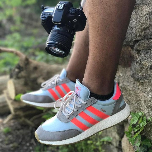 Oh. New shoes, new shoes. #adidas #canon #teamcanon #iniki #adidasiniki #snkrfrkr #newshoes #photography #adidasultraboost