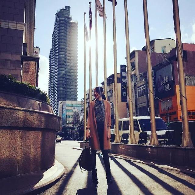 winnie chen - Anya Coat