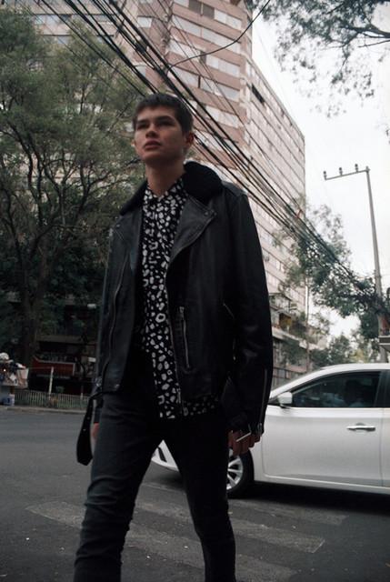 AllSaints - Panther Shirt