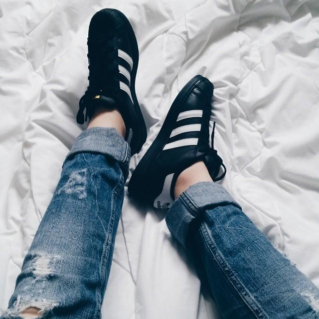 👟👑 #adidas #superstar #classic #shoes #love #polishgirl