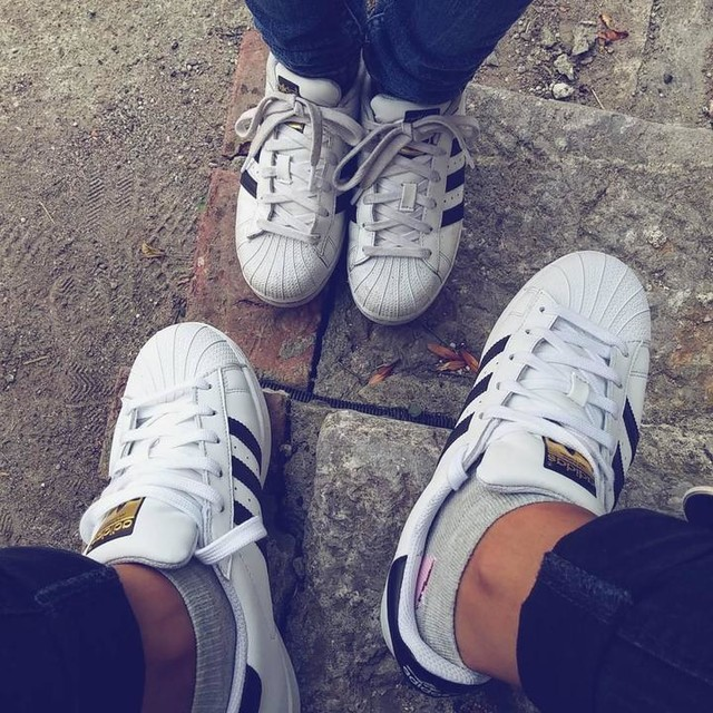 Novica i starica #adidasoriginals #adidas #superstar