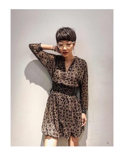 Jill Lee - Cosette Flux Dress
