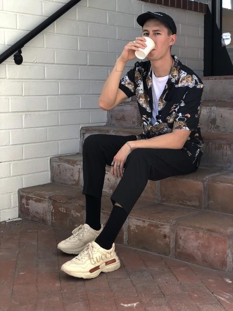 CJ Gonzales - Kirshma Shirt
