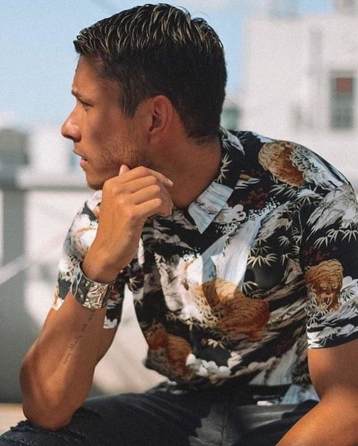 mame0712mame - Camicia Sumatra
