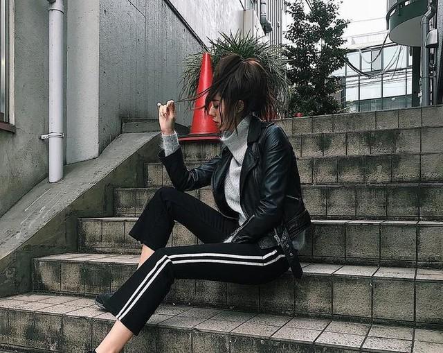 ALLSAINTS JAPAN - Heidi Stripe Jeans